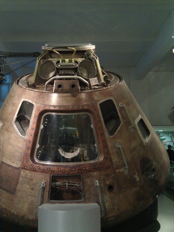 Apollo 10 Command Module – On a Mission