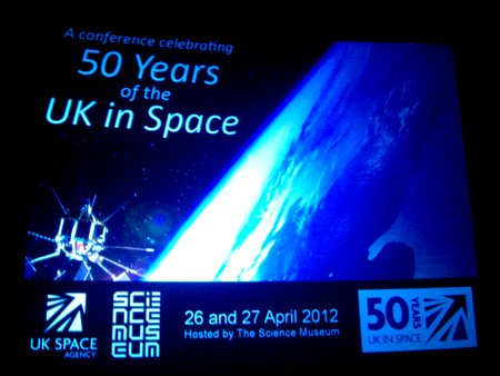 Celebrating 50 years of the UK in space