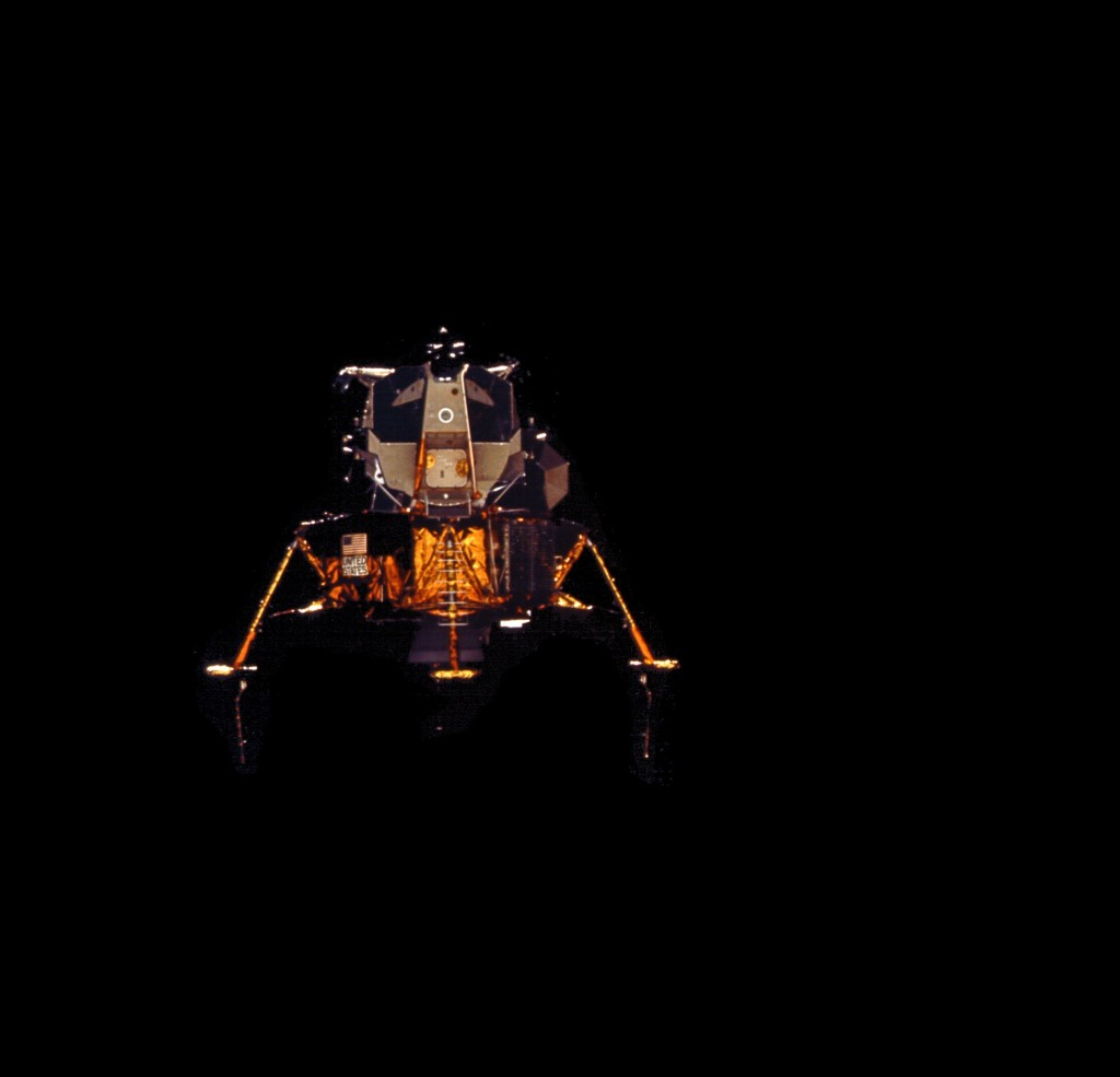 Apollo 16 Lunar Lander