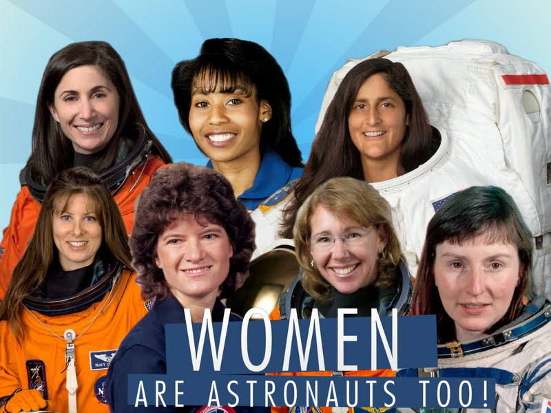 Hot Women Astronauts NASA - Pics about space