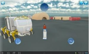 NASA Desert Rats App