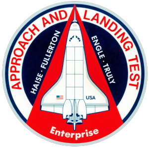 Enterprise_1977_Approach_and_Landing_Test_mission_patch