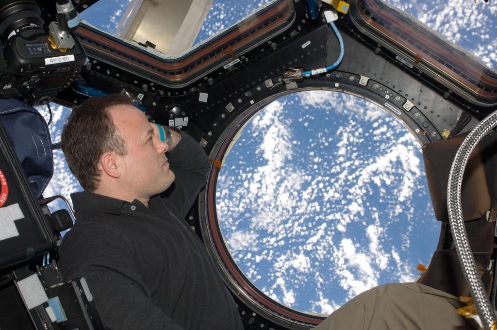 Astronaut Ron Garan