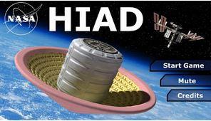 Hypersonic Inflatable Aerodynamic Decelerator HIAD App