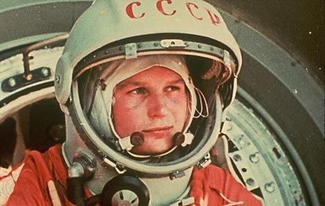 Valentina Tereshkova - First Woman in space