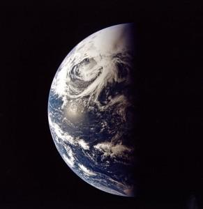 Earth as seen from Apollo 13. Credit: NASA