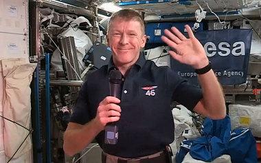 Tim Peake ESA